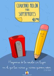 CUADERNO MOLÓN PARA SUPERPROFES