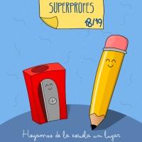 Cuaderno molón para superprofes 18/19